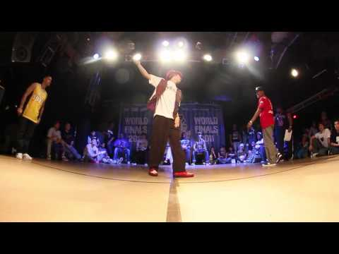 kite - UK B-Boy Championships World Finals 2011 Kite (Japan) vs Bionic (USA) Popping Contest Quarter Final WINNER - KITE www.bboychampionships.com www.facebook.com/...