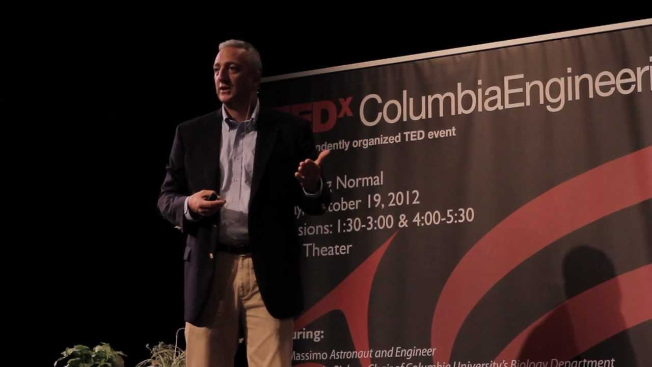 Spaceflight: Michael Massimino at TEDxColumbiaEngineering