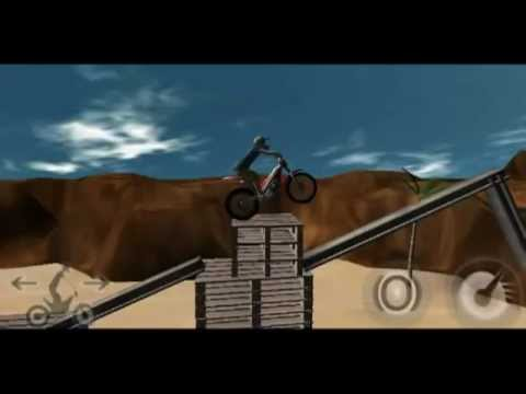 Video of Trials On The Beach Demo