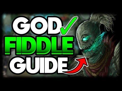 How to Play Fiddlesticks Jungle Like a GOD - Fiddlesticks Jungle Commentary Guide Season 9 LoL Guide
