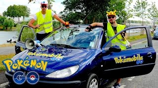 Video LA BRIGADE POKEMON GO MP3, 3GP, MP4, WEBM, AVI, FLV September 2017