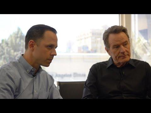 Bryan Cranston and Giovanni Ribisi discuss 'Sneaky Pete'