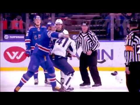 KHL Fighting Issue No.2 (видео)