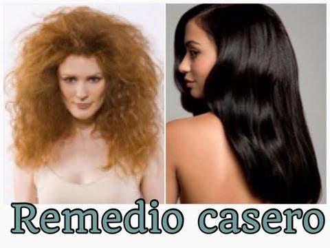 Cabello no mas Esponjado, No Frizz & Brilloso  Remedio Casero( Shiny Hair)