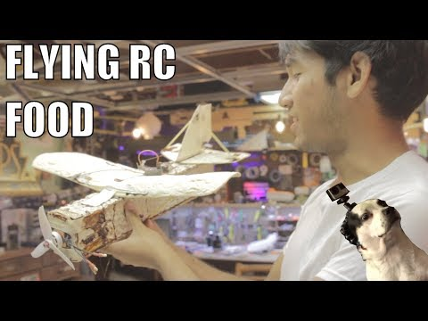 How to Make a Flying Tortilla RC Plane