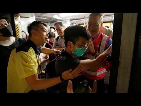 Παραλύει το Χονγκ Κονγκ