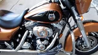 8. 2008 Harley Davidson Street Glide FLHX Anniversary #834/3000