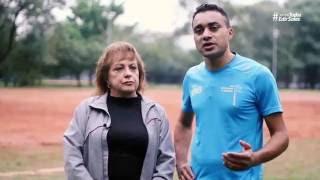Vereadora Edir Sales na luta pelo NÃO FECHAMENTO do Parque Arthur Friedenreich