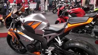 5. 2010 Honda CBR1000RR Fireblade