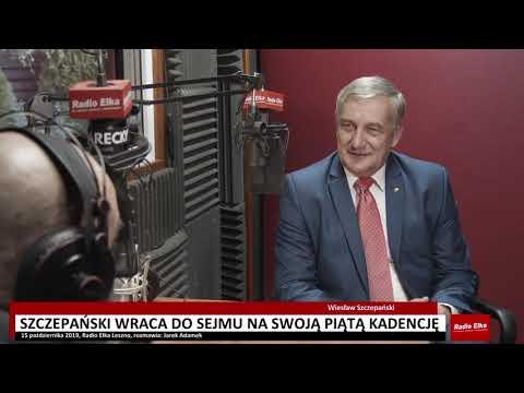 Wideo1: Wiesław Szczepański ponownie posłem