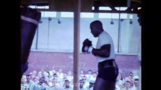 Sonny Liston Training, 1962