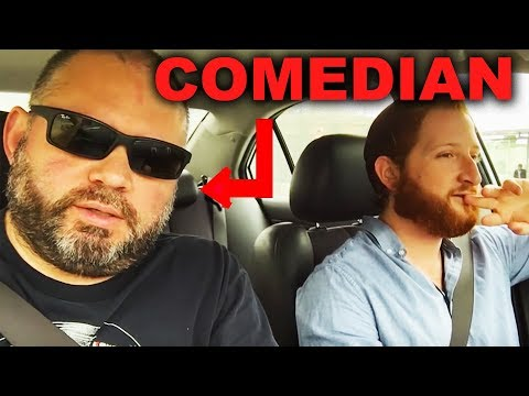 I Got Heckled By A Comedian For A Day