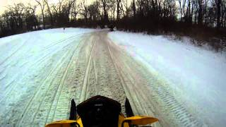 10. Ski Doo Rev 800 vs Ski Doo TNT 500ss