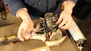 1. Stihl FS 90R Trimmer Maintenance