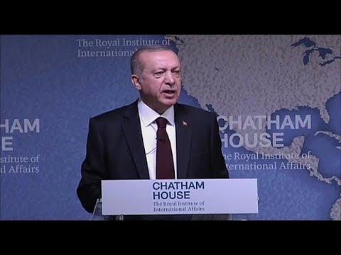 Erdogan: Israelisches