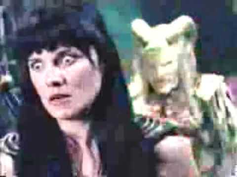 Xena Warrior Princess Haunting Of Amphipolis Promo