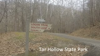 Tar Hollow Trail run - Getting lost but not realizing it YET!