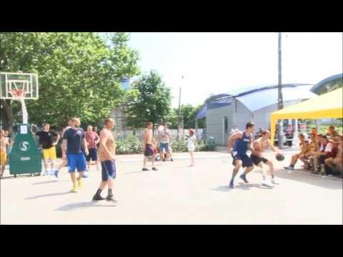 Решающие матчи турнира ''Khimik Streetball Party vol. 7'' (Южный)