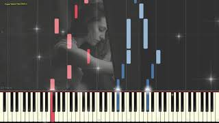 When The Love Falls - Yiruma (Ноты и Видеоурок для фортепиано) (piano cover)