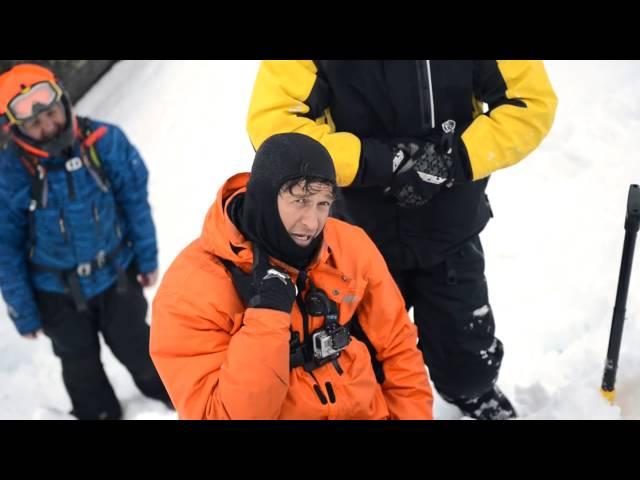 Горная школа SkiDooKing, Григорий Алешин (
