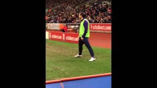 Stoke-Fans beschimpfen Frank Lampard