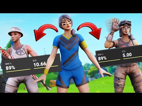 EXPOSING Every Players Stats That I ELIMINATE On Fortnite