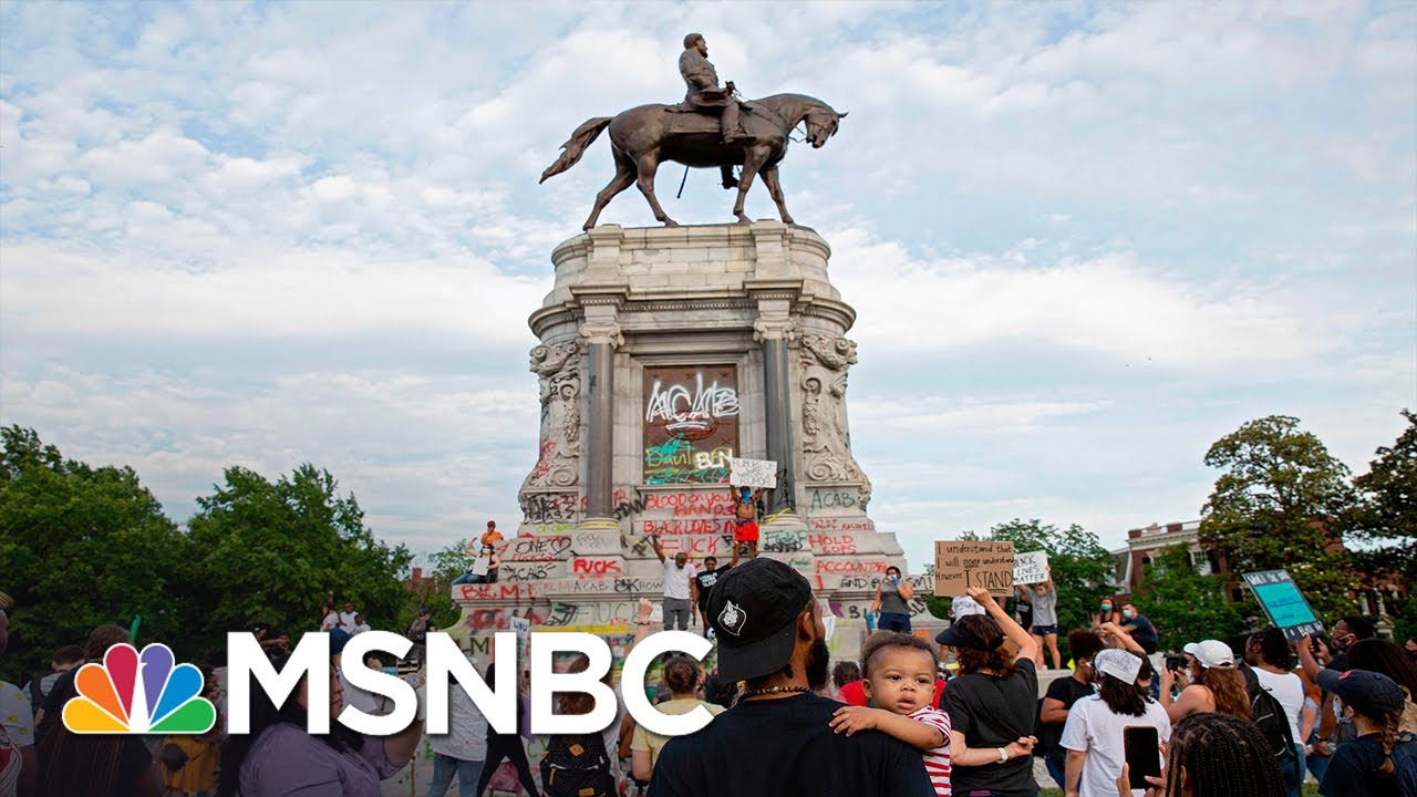 Ibram X. Kendi: 'The Heartbeat Of Racism Is Denial' | MSNBC