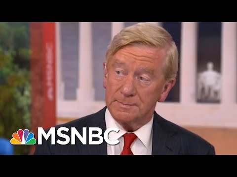 The Washington Post: President Donald Trump Feels Vulnerable, Angry, Unprotected | Hardball | MSNBC