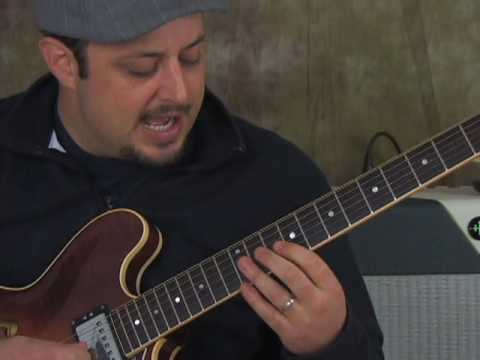 Guitar Scales Lesson – Modes and Pentatonic Combinations – Jazz Style Licks – Blues