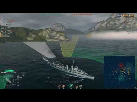 World of Warships - VspishkaGame и Kkirsanov