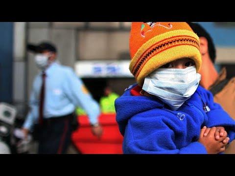 Europa: Neue Infektionskrankheit bei Kindern - Zusamme ...