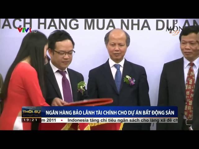 Chung cư moncity Dự án Mon City công bố