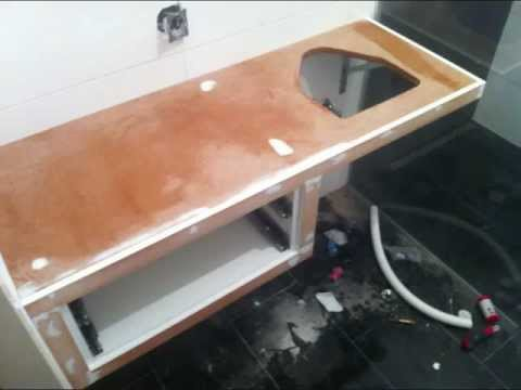 waschtisch private 4rum. Black Bedroom Furniture Sets. Home Design Ideas