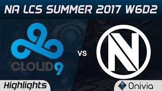 C9 vs NV Highlights Game 1 NA LCS Summer 2017 Cloud9 vs EnvyUs by Onivia Make money with your LoL knowledge...