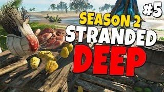 Stranded Deep S2E05 - Island BBQ