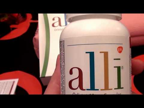 alli Weight Loss Aid Orlistat 60 mg Capsules - 120 Count