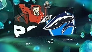ROX vs VEG - Неделя 4 День 2 / LCL