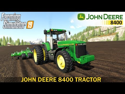 John Deere 8400 v1.1.0.0