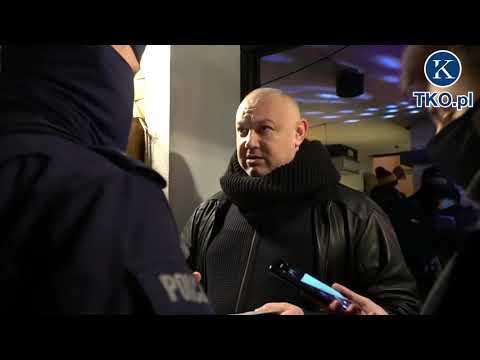 Nieudany najazd policji, sanepidu, straży pożarnej i celników na klub w Olsztynie