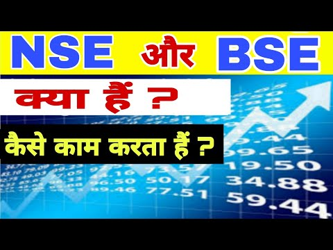 NSE and BSE kya hai | NSE or BSE kya he | What is NSE and BSE in hindi | Success Place