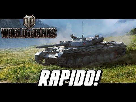 World of Tanks - Rapido!