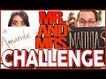 CHRISTMAS MR AND MRS CHALLENGE | Amanda Faye