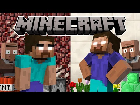 If Herobrine Had A Brother - Minecraft