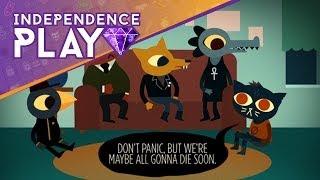 Verwirrte Herzen, einsame Astronauten und Pizza-Parties - Independence Play