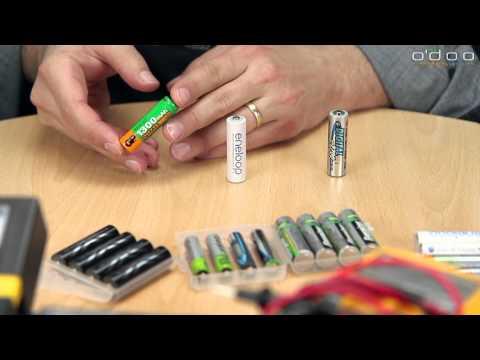 Einführung Batterien und Akkus
