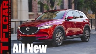 All New 2017 Mazda CX-5: A Smaller & Sexier CX-9 is Born by The Fast Lane Car