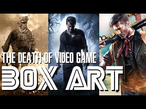 The Death of Video Game Box Art