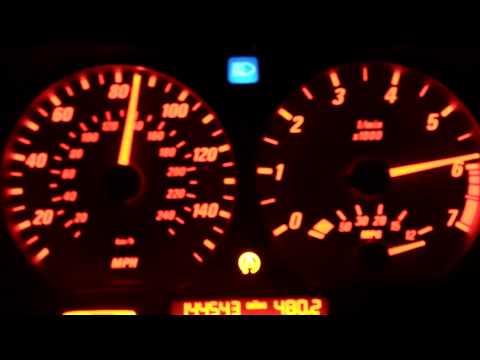 2001 bmw 330ci coupe top speed run