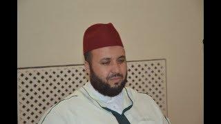 كلمة الأخ الكريم عبد الحميد بلقاسمي إمام مركز الإمام مالك بمدينة ليدن