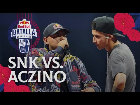 SNK vs ACZINO- 3er y 4to Puesto | Red Bull Internacional 2019